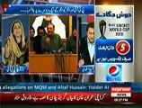 Takrar – 9th February 2015 With Kamran Khan Om MQM v Imran Khan
