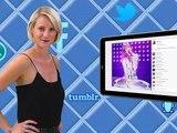 What's up sur les réseaux sociaux ? Lily Allen montre ses seins et Madonna sa culotte
