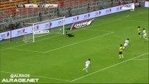 الأهلي - النصر - هدف الأهلي الأول - برونو سيزار - 15-02-09