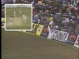 Amir Sohail ball by ball vs West Indies