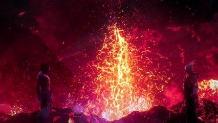 Tekken 7 scène d'ouverture de la version arcade de Tekken 7