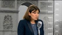 """Plan antipollution: Hidalgo souhaite """"l'extension des horaires de métro"""" la nuit à Paris"""