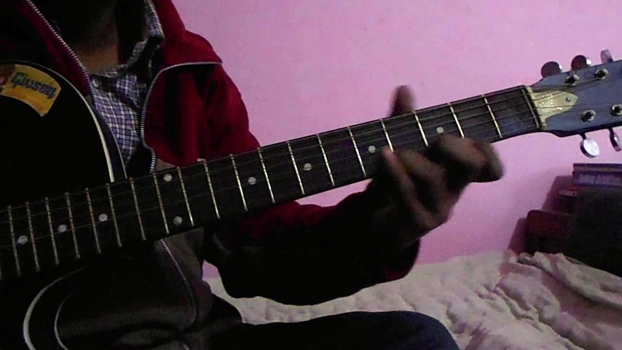 Nanga Punga Dost Guitar Tabs