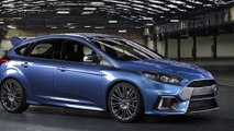 Ford Previews All-New Ford Focus RS