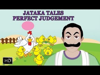 Jataka Tales - The Perfect Judgement - Moral Stories for Children - Animated Cartoon/KIds