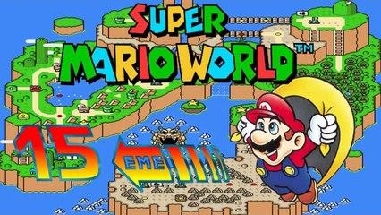 Super mario world - 15ème plus grand jeu de tous les temps