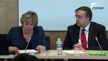 Audition de Françoise CARTRON, Sénatrice - cese