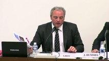 """IMH_colloque RRJC_10_""""L'émergence d'une troisième fonction constitutionnelle : la faculté d'empêcher juridictionnelle"""", Xavier Bioy, Professeur de droit public à l'Université Toulouse 1 Capitole."""