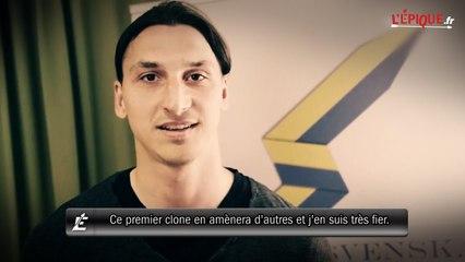 Musée Grévin : Zlatan Ibrahimovic annonce d'autres clones de lui !