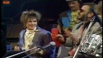 Carl Perkins, George Harrison, Ringo Starr, Eric Clapton, Dave Edmunds, Rosanna Cash rockabilly high