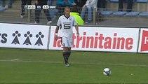 10/04/10 : Romain Danzé (43') : Lorient - Rennes (1-1)