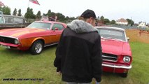 At Walton-on-the-Naze Essex Classic Car Show July 2014 Washed Out Part 2 The End