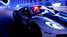 Dubaï cops drive Porsche and Bugatti cars... Luxurious Super Patrol Cars for a Luxurious City