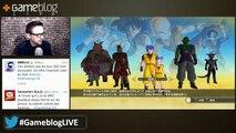 REPLAY. #GameblogLIVE : découvrez Dragon Ball Xenoverse avec Romain