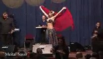 Meital Sassi Belly Dance Drum solo - video dailymotion