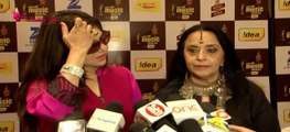 Alka Yagnik Soptted @ 7th Mirchi Music Awards Grand Jury Meet