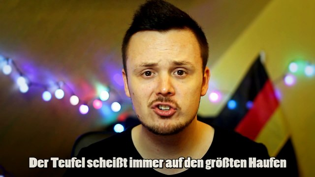 10 German Proverbs Literally Translated Into English | Get Germanized