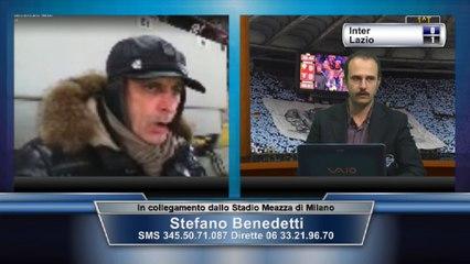 Inter - Lazio / i gol di Stefano Benedetti