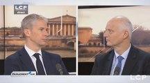 Parlement'air - La séance continue : La Séance continue : Christophe Caresche (PS), Franck Riester (UMP)