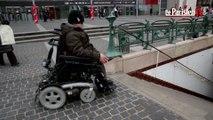 Accessibilité pour les handicapés: « Un parcours du combattant »