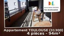A vendre - Appartement - TOULOUSE (31300) - 4 pièces - 94m²