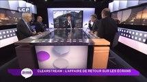 Ça Vous Regarde - Le débat : Clearstream : l'affaire de retour sur les écrans