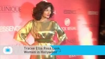 """Tracee Ellis Ross Looks Chic on Essence's """"Black Women in Hollywood"""" Double Cover, Talks Black-ish Success"""
