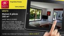 A vendre - maison - SAINT MALO (35400) - 6 pièces - 160m²