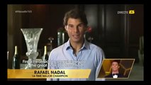 MESSI INTERVIEW AFTER CRISTIANO RONALDO WON BALLON D'OR 2014 | CRISTIANO RONALDO