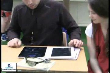 Utilisation du numérique au service des CMS : un exemple en sports collectifs avec tablettes