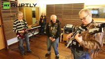 Learning Disabled Punk Rock Band Aim For Eurovision Finals