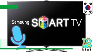 Eavesdropping Smart TV Samsung warns users voice activated T