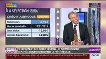 Sélection Intégrale Placements: Les performances des valeurs depuis la création du portefeuille - 11/02