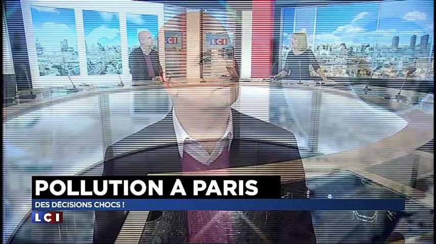 Plan anti-pollution, l'interview de Bernard Jomier sur LCI