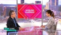"""L'interview numérique de Didier Rappaport, cofondateur de """"Happn""""  #mediaslemag"""