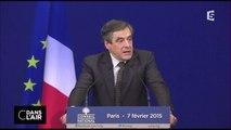 François Fillon sur le FN