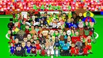 Premier League 2014_2015 NEW SEASON (EPL football cartoon)