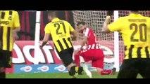 Christos Aravidis 0-1 - Olympiakos - AEK Athens 11.02.2015 HD_(new)