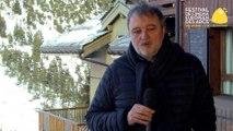 """Entretien avec Denis Robert à propos du film """"L'enquête"""""""