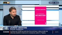Laurent Obertone: L'invité de Ruth Elkrief - 11/02