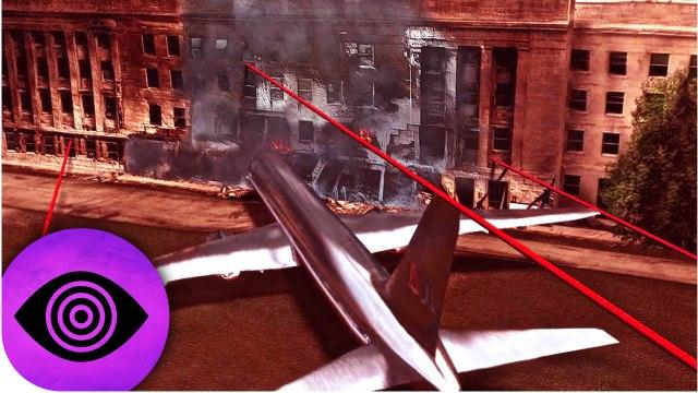 To rakieta uderzyła w Pentagon?