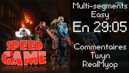 Speed Game : XCOM en 29:05