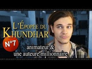 EDK #7 : animateur & une auteure millionnaire
