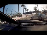 WRR First Laps: Onboard Crash on Lap 1 at the Long Beach Grand Prix