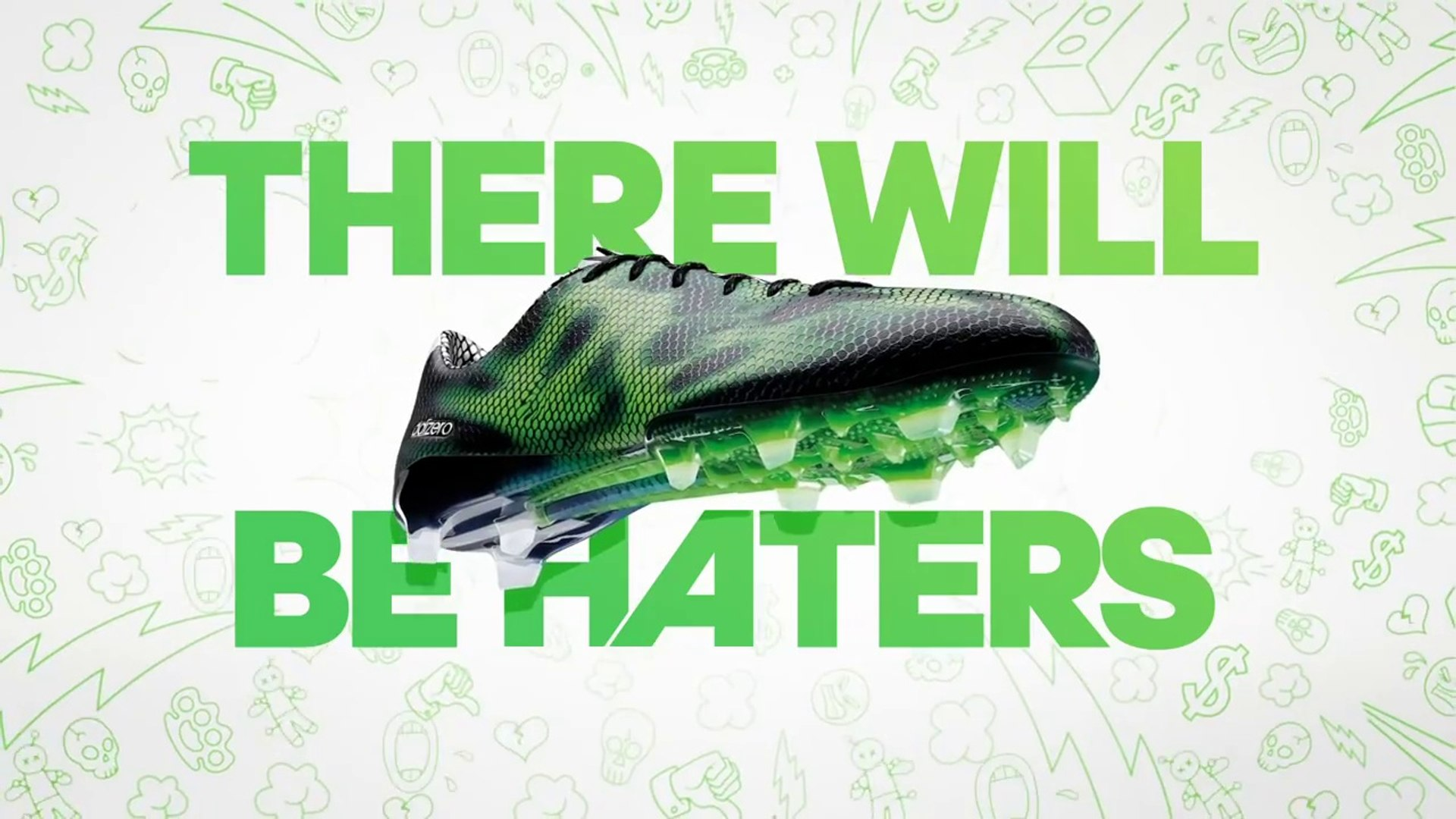 hot sales clearance sale outlet THERE WILL BE HATERS (INTERSPORT exclusive adidas f50) - feat. Robben,  Costa, Benzema and Alaba