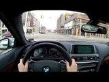2014 BMW 640i xDrive Gran Coupe - WR TV POV Test Drive 2 (City Driving)