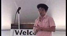 Daniel Lil D Shouse sings the Elvis song Precious lord at Elvis week