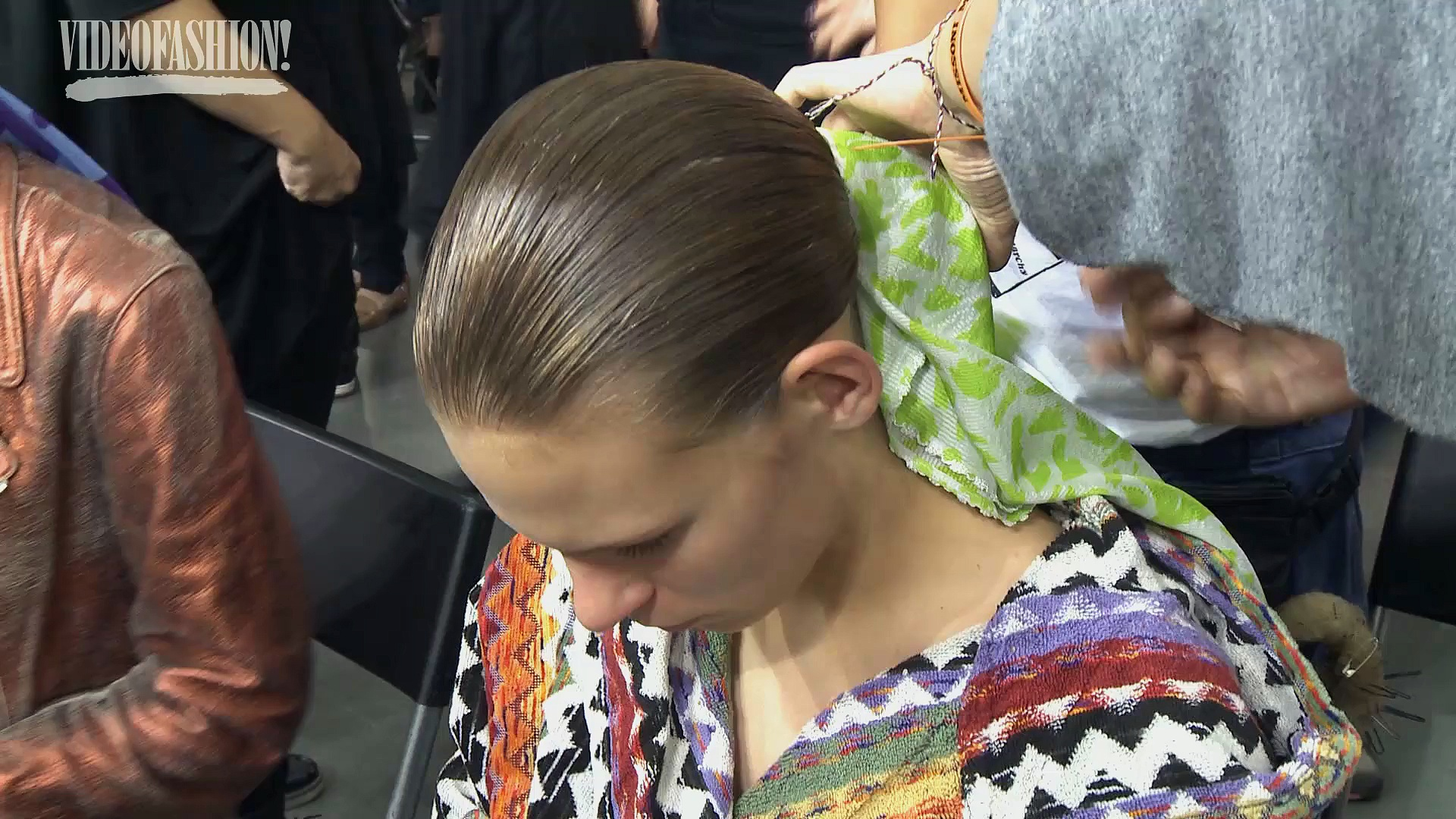 VF NEWS: Missoni Spring/Summer 2015 – Milan Fashion Week