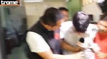 Miraflores: Capturan a dos personas por robar ropa de conocida tienda