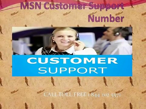 Tech Services 1-(844-202-5571)MSN Customer Support, MSN Tech Support Number For Issues